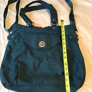 Baggalinni turquoise bag